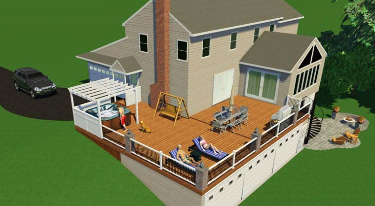 Deck Specialists Ottawa Kanata Plans Designs