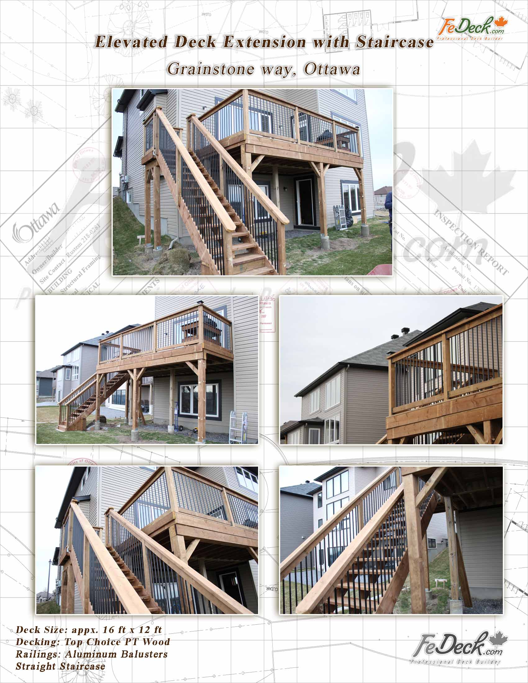 Deck Extensions Additions