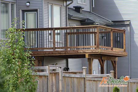 PT High Level Deck Balcony Kanata sm