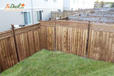 lattice top 7 feet privacy fence sm
