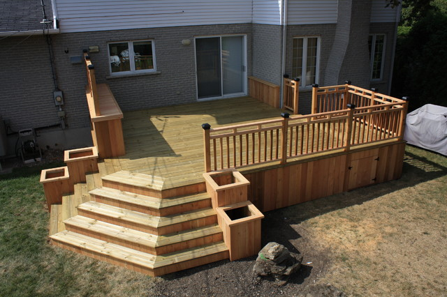 Ottawa Deck Builders Fence Contractors