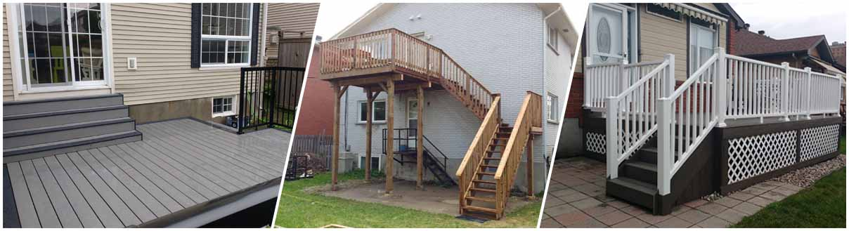 Deck Builders Contractors Slider 1