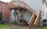 Second Story Decks