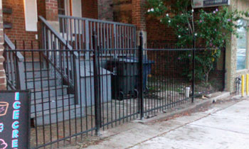 iron fence installers