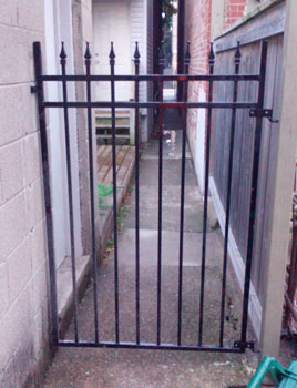iron gate builders