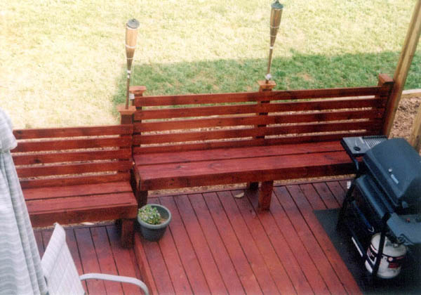 ottawa deck stain seal contractors